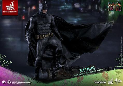 HOT TOYS DC COMICS SUICIDE SQUAD BATMAN EXCLUSIVE