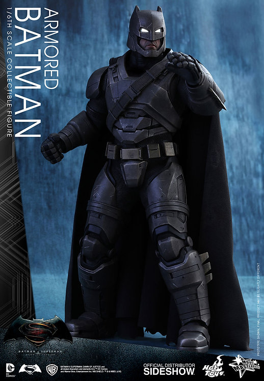 HOT TOYS BVS DAWN OF JUSTICE ARMORED BATMAN