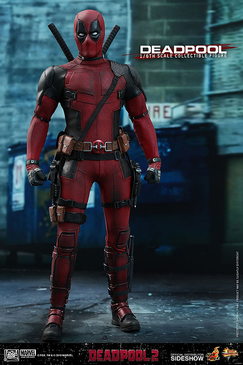HOT TOYS DEADPOOL 2 MOVIE DEADPOOL