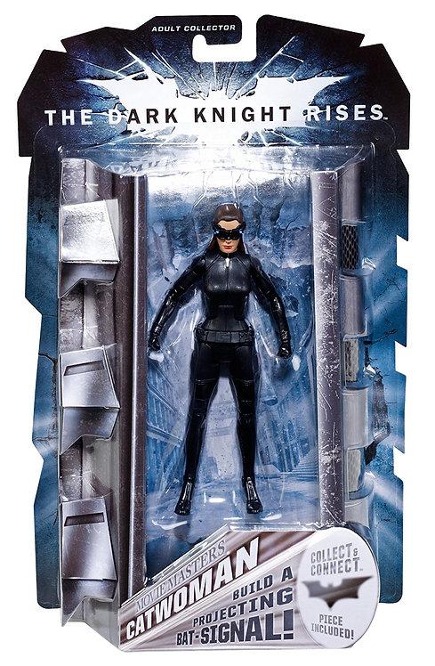MATTEL DC BATMAN DARK KNIGHT RISES MOVIE MASTERS CATWOMAN WITH GOGGLE DOWN
