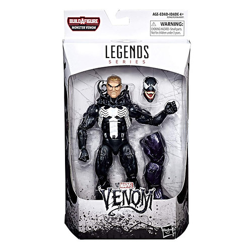MARVEL LEGENDS SPIDER-MAN SERIES MONSTER VENOM VENOM