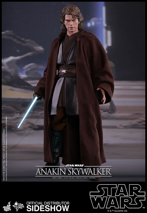 HOT TOYS STAR WARS REVENGE OF THE SITH ANAKIN SKYWALKER