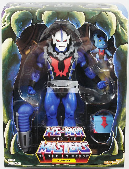 SUPER 7 MASTERS OF THE UNIVERSE FILMATION HORDAK