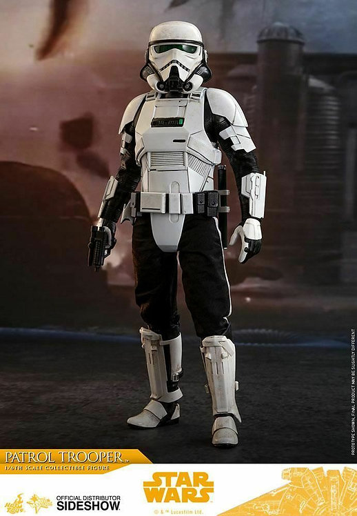 HOT TOYS SOLO A STAR WARS STORY PATROL TROOPER