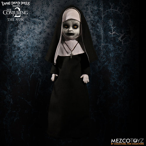 MEZCO TOYZ LIVING DEAD DOLLS THE NUN