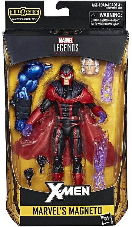 MARVEL LEGENDS X-MEN SERIES APOCALYPSE MAGNETO