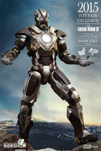 HOT TOYS IRON MAN 3 MARK 24 TANK