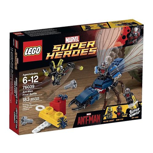 LEGO 76039 MARVEL SUPER HEROES ANT-MAN FINAL BATTLE SET