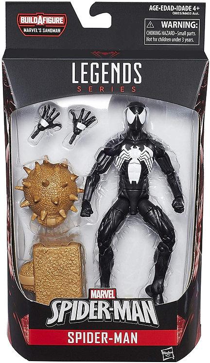 MARVEL LEGENDS SANDMAN SERIES SYMBIOTE SPIDER-MAN