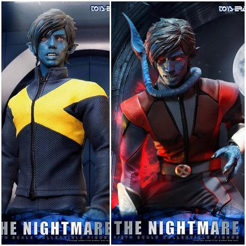 "TOYS ERA THE NIGHTMARE DELUXE ""NIGHTCRAWLER"" FROM X-MEN"