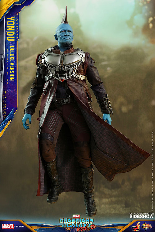 HOT TOYS GUARDIANS OF THE GALAXY VOL. 2 YONDU DELUXE