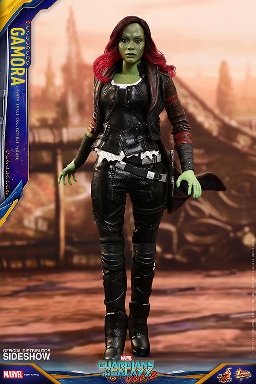 HOT TOYS MARVEL'S GUARDIANS OF THE GALAXY VOL. 2 GAMORA