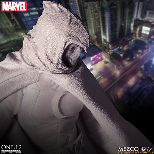 MEZCO TOYZ ONE:12 MARVEL MOON KNIGHT
