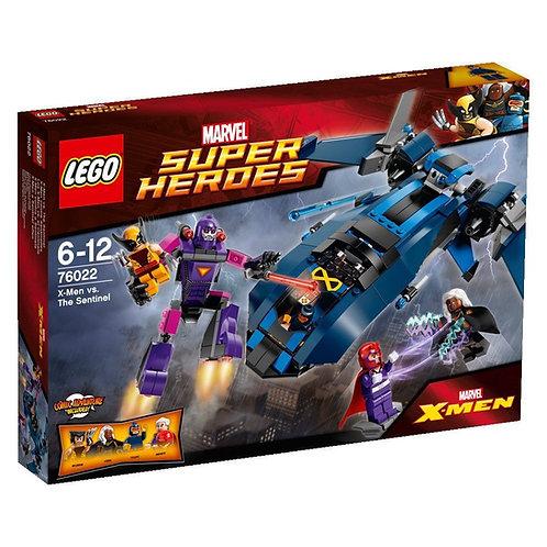 LEGO 76022 MARVEL SUPER HEROES X-MEN VS THE SENTINEL