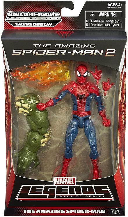 MARVEL LEGENDS ULTIMATE GREEN GOBLIN SERIES AMAZING SPIDER-MAN 2 SPIDER-MAN