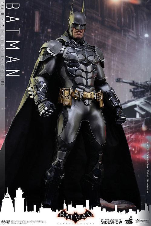 HOT TOYS DC ARKHAM KNIGHT VIDEO GAME BATMAN