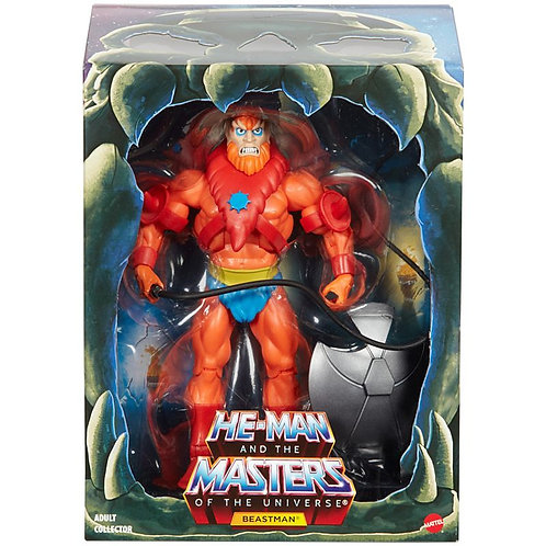 MASTERS OF THE UNIVERSE FILMATION BEASTMAN