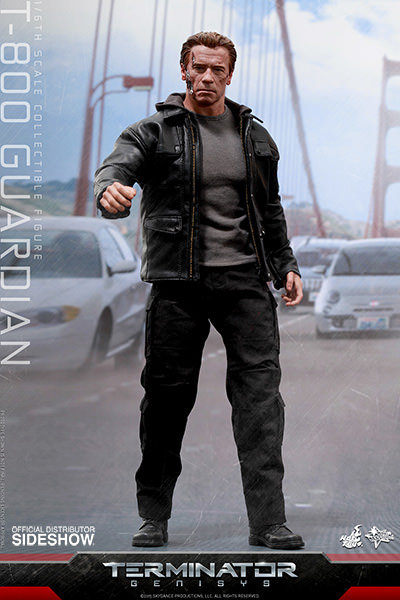 HOT TOYS TERMINATOR GENISYS T-800 GUARDIAN