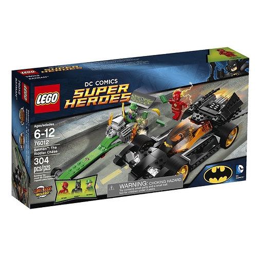 LEGO 76012 DC COMICS SUPER HEROES BATMAN: THE RIDDLER CHASE