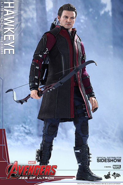 HOT TOYS AVENGERS 2 AGE OF ULTRON HAWKEYE
