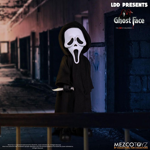 MEZCO TOYZ LIVING DEAD DOLLS SCREAM MOVIE GHOSTFACE
