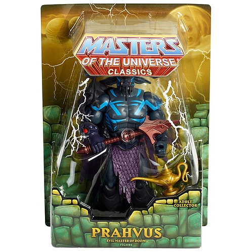 MASTERS OF THE UNIVERSE CLASSICS PRAHVUS