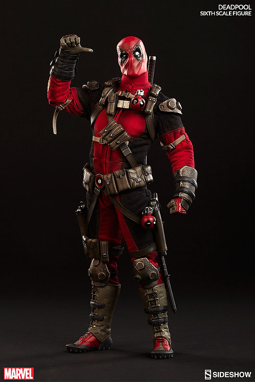 SIDESHOW COLLECTIBLES MARVEL'S DEADPOOL