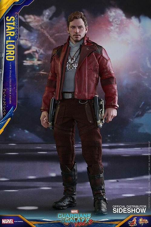 HOT TOYS GUARDIANS OF THE GALAXY VOL.2 STAR-LORD