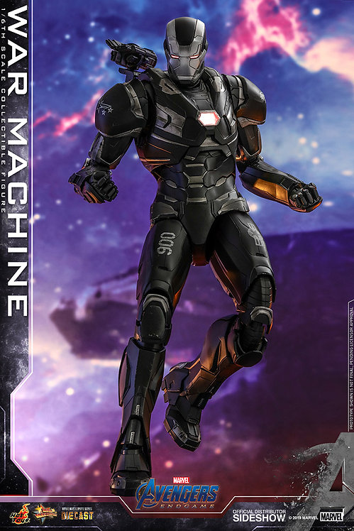 HOT TOYS AVENGERS END GAME WAR MACHINE DIECAST