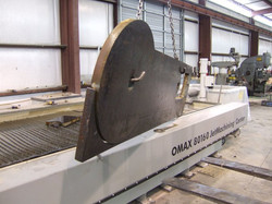 Omax 80160 JetMachining Center