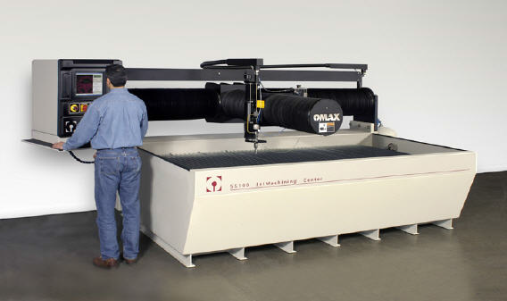 omax machine
