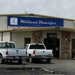 Midland Waterjet store front