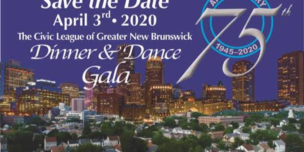 Civic League of Greater New Brunswick's 75th Anniversary Gala