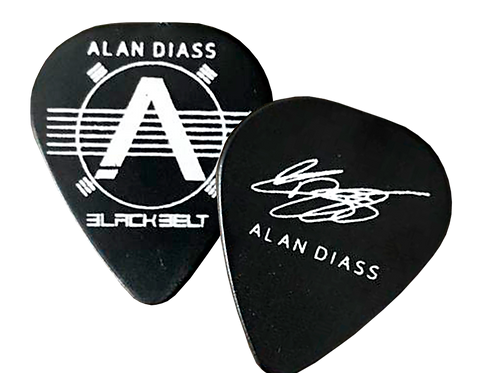 Palheta 1.14 Alan Diass -Black Belt