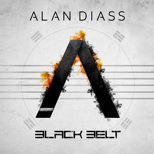 (Versão digital) Alan Diass - Black Belt