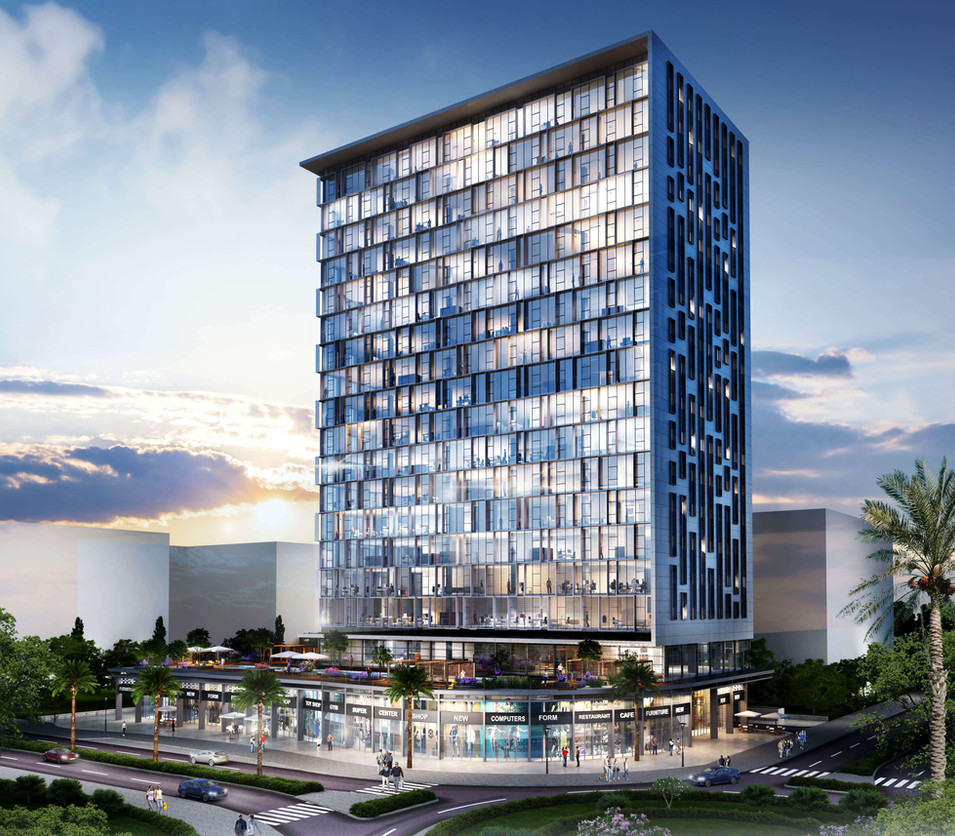 Commercial and offices building | Ashdod
