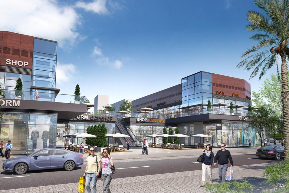 Nofim commercial center | Modi'in