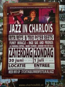 Promo Jazz Festival Charlois