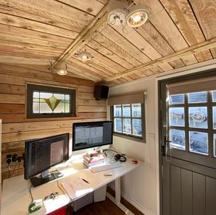 Pine Tree Hut