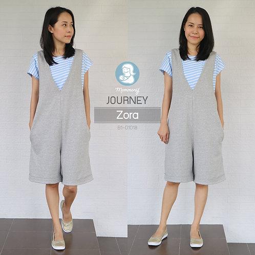 Journey (Zora) -  ชุดให้นม แบบแหวก