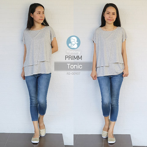 Primm (Tonic) - เสื้อให้นม แบบแหวก