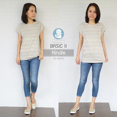 Basic II (Rindle) - เสื้อให้นม แบบแหวกข้าง
