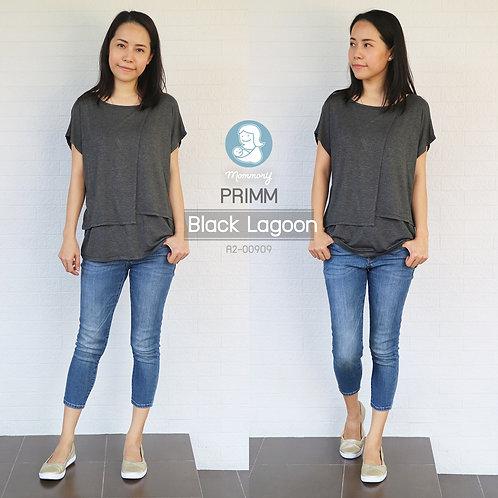 Primm (Black Lagoon) - เสื้อให้นม แบบแหวก