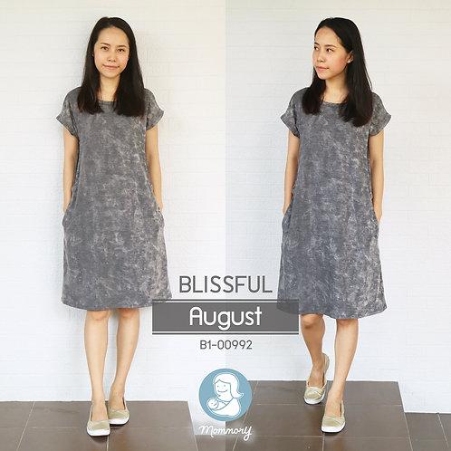 Blissful (August)   - เสื้อให้นม/ชุดให้นม แบบแหวก