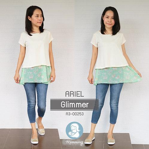 Ariel (Glimmer) - เสื้อให้นม แบบเปิดหน้า