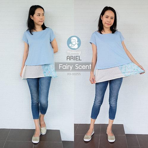 Ariel (Fairy Scent)  - เสื้อให้นม แบบเปิดหน้า