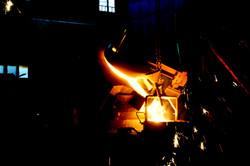 Sinny Ironworks Foundry Furnace