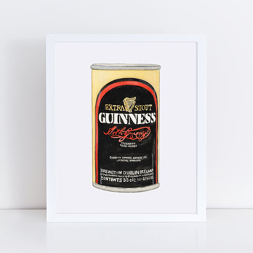 Guinness Vintage Can