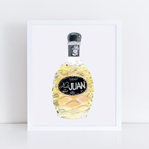 Number Juan Extra Anejo Tequila