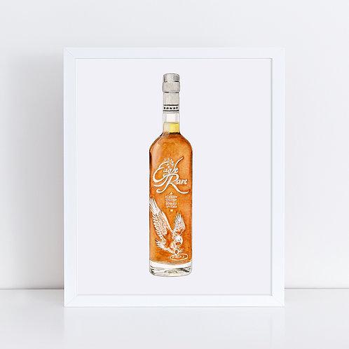 Eagle Rare Bourbon Bottle